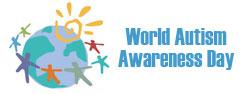 April is National Autism Awareness Month – April 2nd has been designated as World Autism AwarenessDay